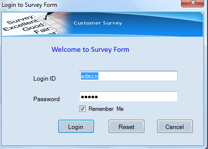 surveyform